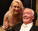 Kerri-Anne Kennerley reveals her husband's first 'gut-wrenching' words after his accident
