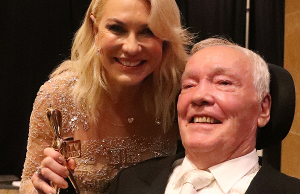 Kerri-Anne Kennerley reveals her husband's first words after his accident