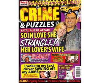 Take 5 Crime & Puzzles Entry Coupon