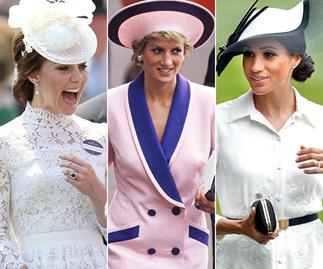 Frivolous fashions! The most memorable fashion looks from Royal Ascot