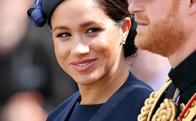A secret letter written by Duchess Meghan with an impassioned plea emerges, just weeks after she gives birth