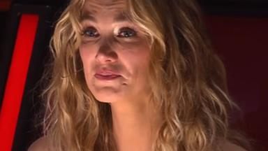Delta Goodrem just walked off set in tears in the most heartbreaking The Voice episode ever