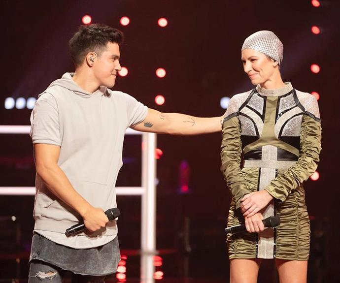Why The Voice's Jesse Teinaki is the reality TV heartthrob we need right now