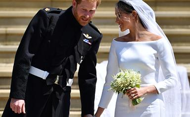 The sweet details in Prince Harry and Duchess Meghan's royal wedding we completely missed