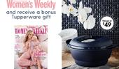 Subscribe to The Australian Women's Weekly magazine and receive a BONUS gift