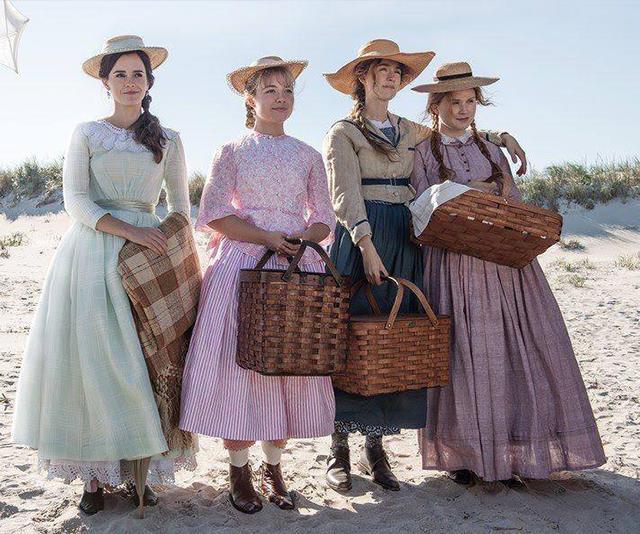 First look at Emma Watson, Saoirse Ronan and Timothée Chalamet in 'Little Women' remake