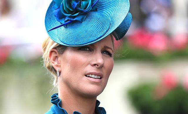 Whoops! Did Zara Tindall just break the dress protocol at Royal Ascot?