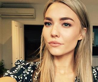 Sam Frost's on-set breakdown following boyfriend Dave Bashford's drug arrest