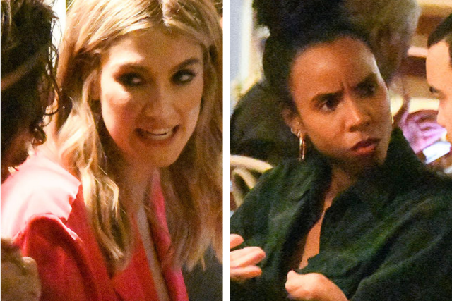 Coaches at war: The Voice's dinner party from hell will make you gasp