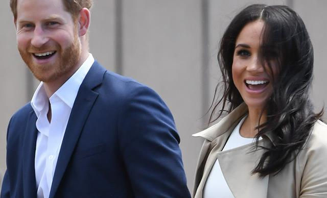 Harry and Meghan are coming to Australia... Sort of! See their FREAKY accurate wax figurines coming to Madame Tussauds