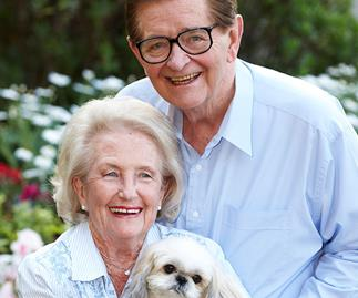 Their happily ever after: Remembering Bill Collins' heartwarming romance with wife Joan