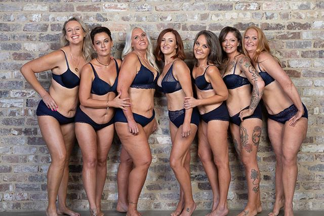 These seven mums lost a combined 300kg, here's how they did it