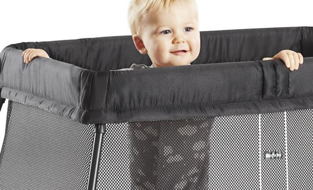 BabyBjorn Travel Cot