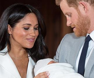Is this the intriguing reason why Meghan and Harry are choosing to hide Archie's face?