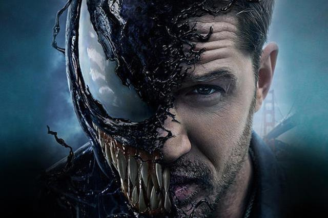 Confirmed: Tom Hardy WILL be returning for the Venom sequel
