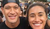 Meet Israel Folau's equally controversial wife, netball star Maria Folau