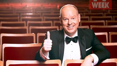 It's no surprise funnyman Tom Gleeson is going – hard! – after the Gold Logie this year