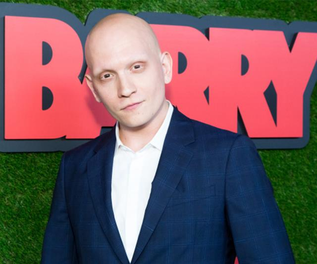 Barry's Anthony Carrigan set for villain role in new Bill & Ted film