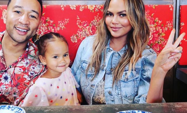 Chrissy Teigen just took down her online trolls with one PERFECT sentence