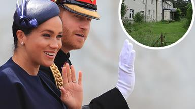 Meghan and Harry forked out their own cash for these unexpected home decorations at Frogmore Cottage