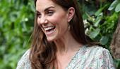 Kate Middleton dazzles in a summery dress as the Palace announces her exciting new role
