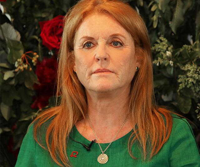 Sarah Ferguson brings crowd to tears after delivering an emotional speech
