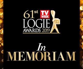 List of 61st TV WEEK Logie Awards In Memoriam tribute honourees