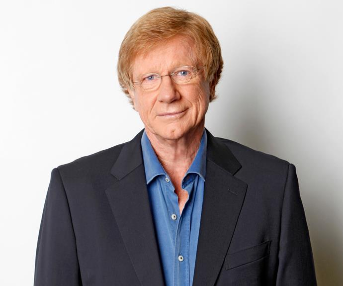 Kerry O'Brien inducted into TV WEEK Logie Awards Hall of Fame