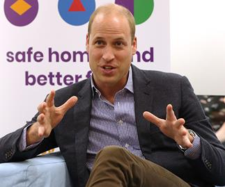 Prince William was just asked if he would support his children if they were gay - hear his amazing response