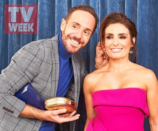 Ada Nicodemou and stylist Donny Galella team up to dazzle at the TV WEEK Logie Awards