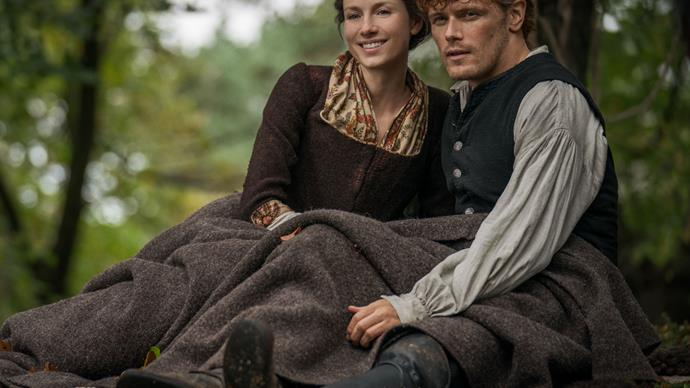 TV WEEK goes behind the making of the season four DVD of Outlander