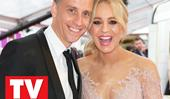 "Carrie Bickmore: ""My Logies dress could end up with baby food on it!"""