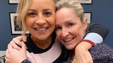 Carrie Bickmore just gave Fifi Box the best new mum care package