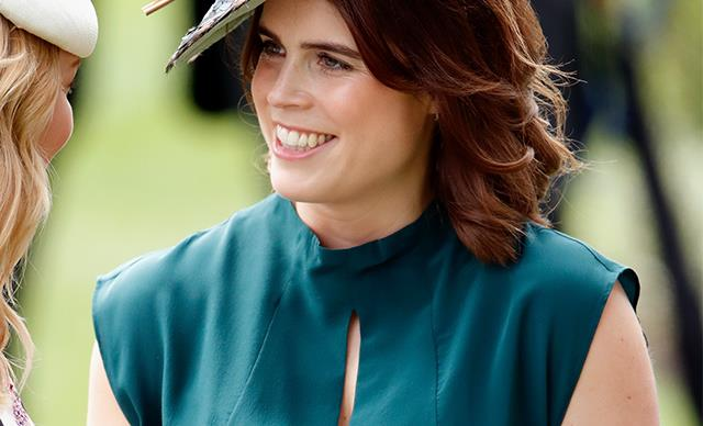 Princess Eugenie just shared a never-before-seen photo that's sent fans wild - see her surprise accessory