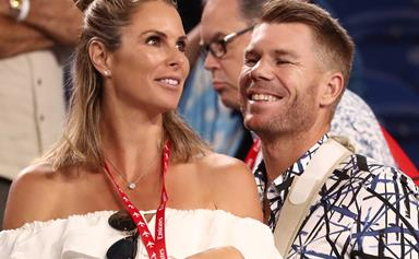Candice Warner gives birth to a beautiful baby girl! See the gorgeous first pics