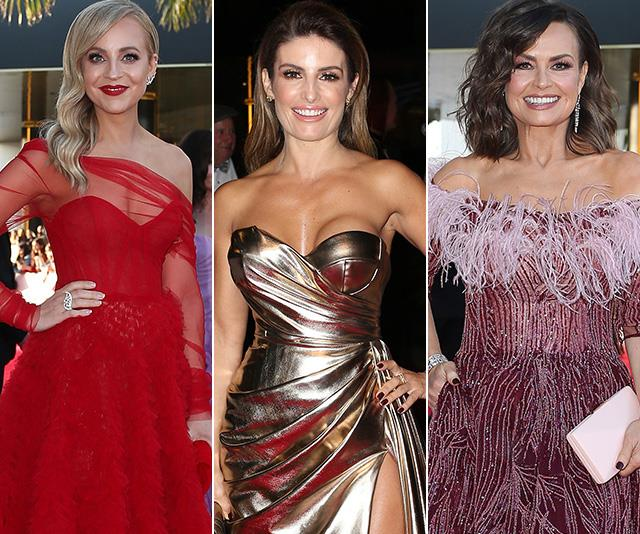 All the glitz and glamour from the 2019 TV WEEK Logie Awards red carpet