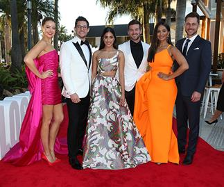The cast of Neighbours stun on the red carpet at the TV WEEK Logie Awards