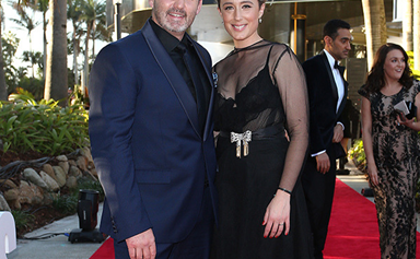 """Eve Morey admits she """"misses"""" working alongside her Neighbours co-star Ryan Moloney"""