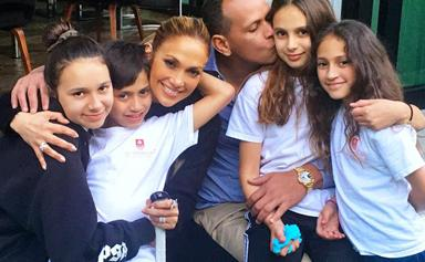 These amazing celebrity blended families prove it really is possible for everyone to get along