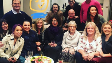 The Gogglebox cast celebrate their TV WEEK Logies win in the BEST way possible