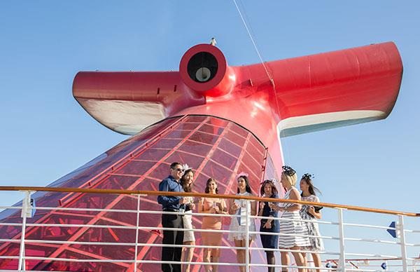 Win a cabin on Carnival's Melbourne Cup cruise!