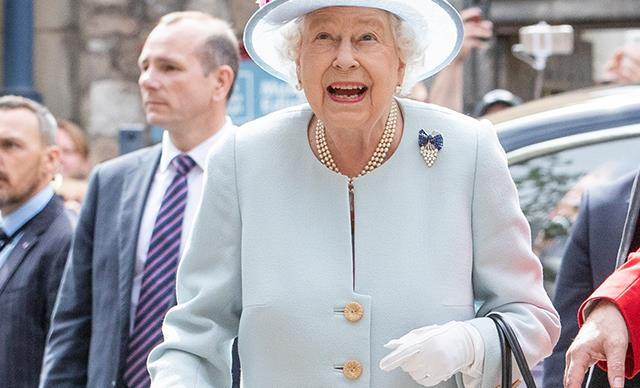 REVEALED: Queen Elizabeth has a secret diary and we can only imagine what's written in it