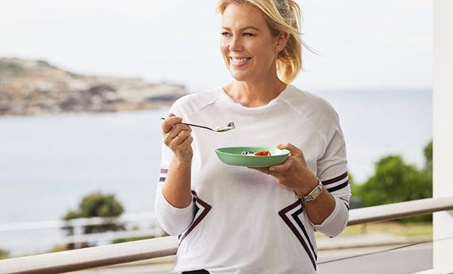 Sunrise's Samantha Armytage reveals what her day on a plate looks like