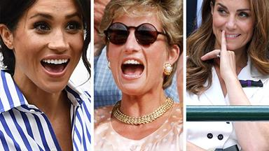 The best royal box moments from Wimbledon