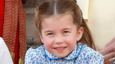 She's all grown up! Princess Charlotte set to reach a big milestone this week