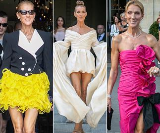 All the wild outfits that prove Celine Dion is an ageless fashion icon