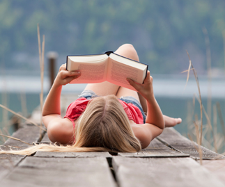Six incredibly beautiful books to inspire reading in young teens