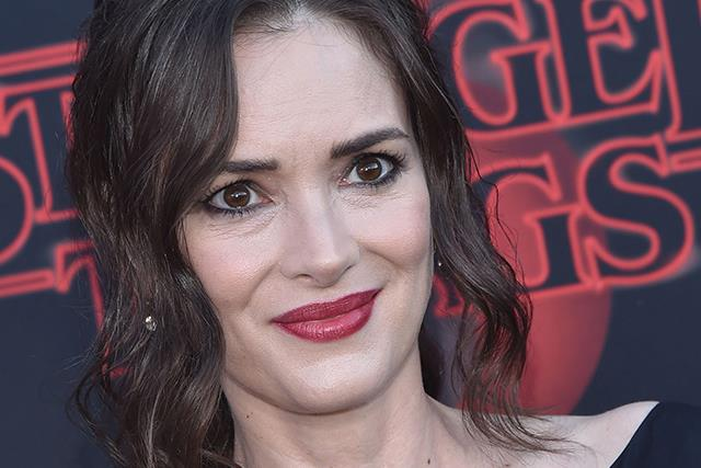 Stranger Things star Winona Ryder was caught shoplifting - here's the unexpected thing she said about it