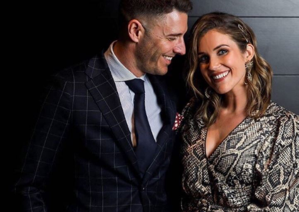 EXCLUSIVE: Lee Elliott responds to all of THOSE engagement questions in the most gorgeous way possible