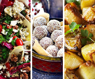 The best vegetarian and vegan Christmas in July recipes